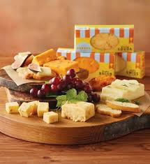 cheese baskets gourmet meat and cheese gift baskets harry david