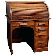 used solid oak desk for sale solid oak rolltop desk solid wood desk used solid oak roll top desk