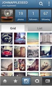 cara membuat instagram grid panduan cara mendownload dan berbagi foto lewat instagram
