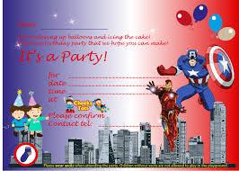 Superhero Invitation Card Parties Cheeky Tots Indoor Kids Playground
