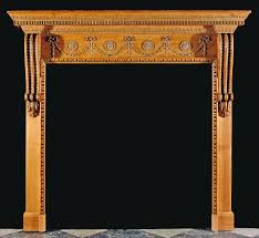 robert adam fireplace mantel you could make your own version of