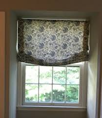 relaxed roman shade pattern custom made relaxed roman shades with centered pleat featured in