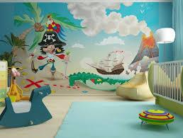 piratenzimmer wandgestaltung kinderzimmer piratwandgestaltung cabiralan