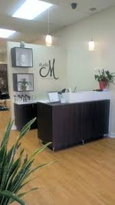 Vintage Salon Reception Desk Nulty Cosmetics á La Carte London Natural Interior Design