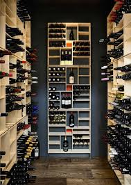contemporary wine storage small contemporary wine cellar design
