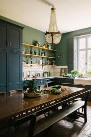 light blue kitchen cabinets uk eye for design how to create a trendy green kitchen