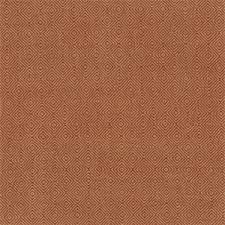 Diamond Upholstery D2998 Hanover Sienna Rust Cotton Geometric Diamond Upholstery