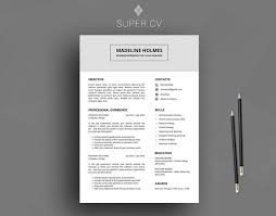 resume design sample 33 best cv template resume template design and usability images