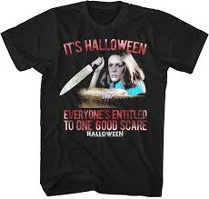 halloween sweaters one good scare halloween t shirt halloween mens t shirt