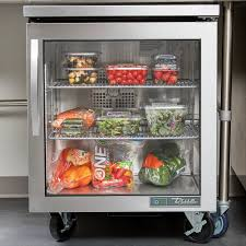 why choosing undercounter refrigerators the reasons are simple