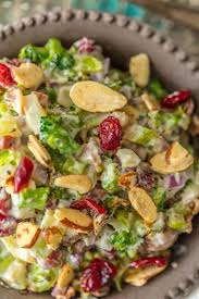 cranberry almond charred broccoli salad the cookie rookie