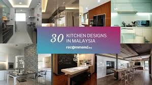 home interior design malaysia 30 kitchens from malaysian interior designers