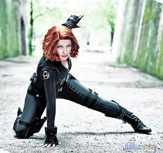 Halloween Costume Black Widow Black Widow Natasha Romanoff Avengers Http