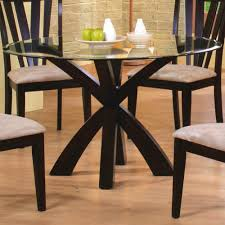 Glass Top Pedestal Dining Room Tables by Function Pedestal Table Base For Glass Top Boundless Table Ideas