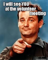 Volunteer Meme - volunteer alia students and new graduates group