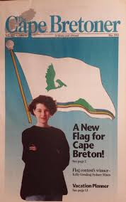 Breton Flag The Rejected Flags Of Cape Breton Island Gocapebreton Com