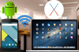 android mac connect android to mac through wi fi