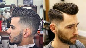 pompadour haircut mens hairstyles for men pompadour trend hairstyle and haircut ideas