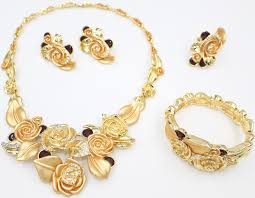 new jewelry 2015 new clothing fashion design 18k gold plated jewelry
