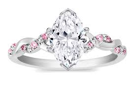 rings pink stones images Custom made jewelry from mdc diamonds nyc jpg