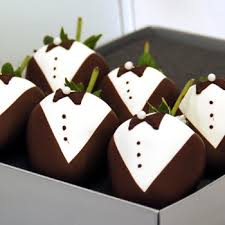 s day strawberries groom decorated chocolate strawberries wedding themed products