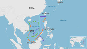 South China Sea On Map by Asia U0027s Disputed Waters Who Claims What Cnn Com
