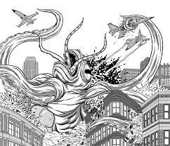 12 images of kraken greek coloring pages greek mythical