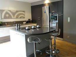 petit ilot central cuisine charmant cuisine moderne avec ilot central et cuisine avec