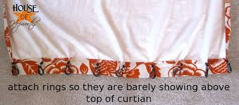 How To Make Curtains Hang Straight How To Make Professional Lined Curtain Panels