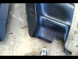 95 Mustang Interior Parts 95 Mustang Interior Color Change Youtube