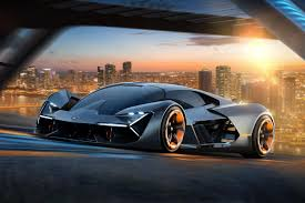 future lamborghini models lamborghini terzo millennio is a self healing supercar from the