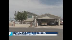 North Las Vegas Crime Map by Update 19 Year Old Identified In North Las Vegas Shooting Ktnv