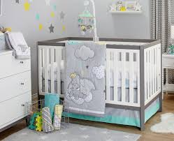 Dumbo Crib Bedding Disney Dumbo Big 3 Crib Bedding Set Reviews Wayfair