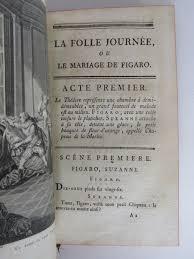 le mariage de figaro beaumarchais la folle journée ou le mariage de figaro edition edition