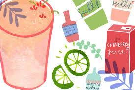 alcoholic drinks clipart features food52