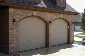 Visalia Overhead Door C H I Overhead Doors Model 2251 Steel Raised Panel Garage Doors