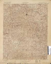 University Of Arkansas Map Missouri Historical Topographic Maps Perry Castañeda Map