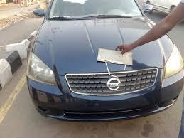altima nissan 2006 tokunbo 2006 nissan altima in ibadan autos nigeria