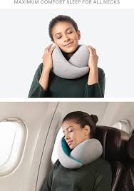 Georgia travel pillows images Ostrich pillow go maximum comfort sleep for all necks by studio png