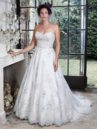 Lace Wedding Dress A Love Affair With Embellished Lace Wedding Dresses Love Maggie