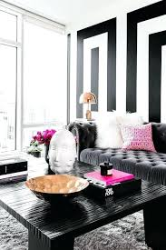 Purple And Black Living Room Black And White Bedroom Decor