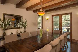Old World Dining Room by Old World Inspired Estate In Carmel Valley