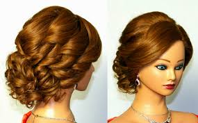 long hairstyles updos prom hairstyles updos with braids and curls