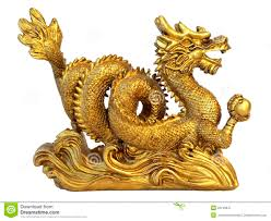chinese feng shui dragon royalty free stock photography image