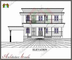 Single Floor 4 Bedroom House Plans Kerala by Kerala House Planners In Abudhabi Arts