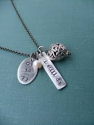 Personalized Stamped Necklace Best 25 Hand Stamped Metal Ideas On Pinterest Metal Stamping
