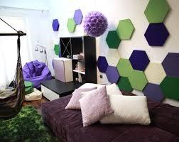 Wohnzimmer Deko Violett Dekoration Lila Grün Wohnzimmer Arkimco Com Ideen