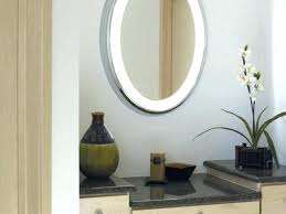Lighted Vanity Mirrors For Bathroom Charming Vanity Lighted Makeup Mirror Shopfresh Co