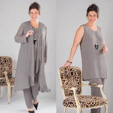 aliexpress com buy plus size mother of the bride pant suits with
