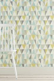 the 25 best blue geometric wallpaper ideas on pinterest